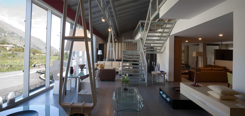 Showroom di monreale ganci arredamenti monreale palermo for Showroom mobili