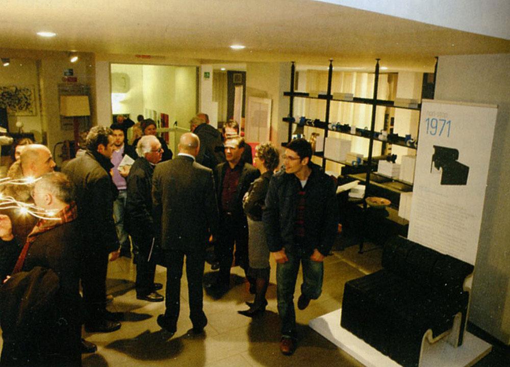 Busnelli museum ganci arredamenti monreale palermo for Busnelli arredamenti